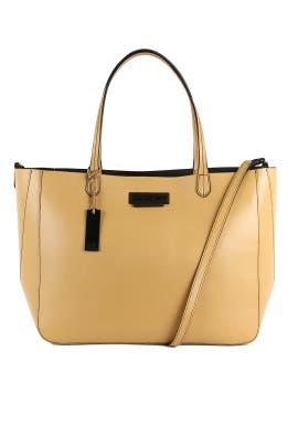 Eartha Everyday Signature Shopper Bag by ZAC Zac Posen Handbags