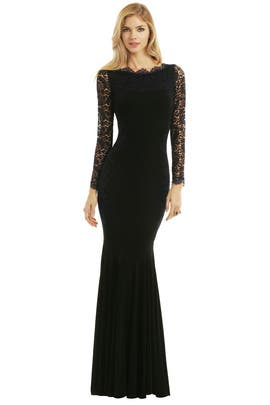 Blumarine - Couture Curve Gown