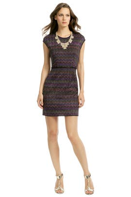 Midnight Rain Dress by Missoni
