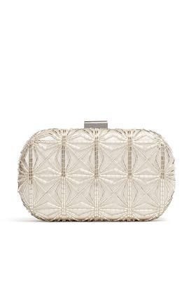 Gela Clutch by Inge Christopher