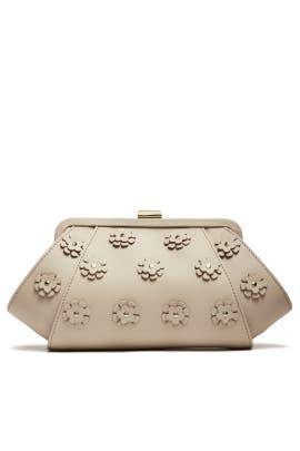 Floral Posen Clutch by ZAC Zac Posen Handbags