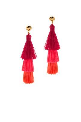 Havana Tassel Earrings by Gorjana Accessories