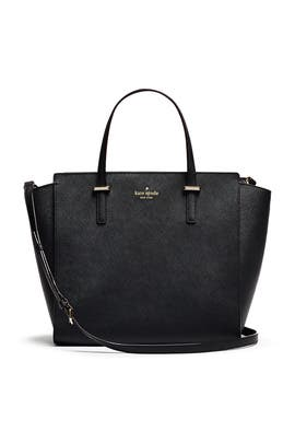 Black Cedar Street Hayden Handbag by kate spade new york accessories