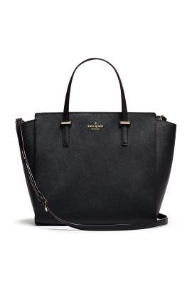 Black Cedar Street Hayden Handbag by kate spade new york accessories
