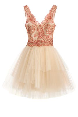 Mila Dress by Marchesa Notte