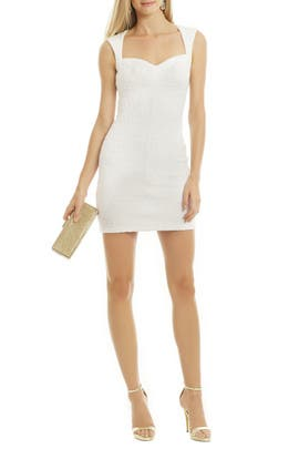 Posey Sweetheart Dress by Opening Ceremony