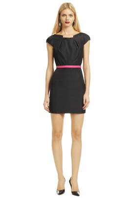 Milly - Within The Lines Dress