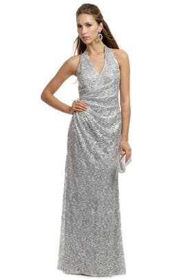 David Meister - Sparkling Lela Lace Gown