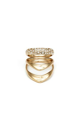 Triple Ring by Alexis Bittar