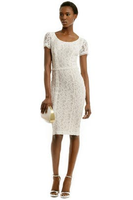 Show Me Lace Dress by Blumarine
