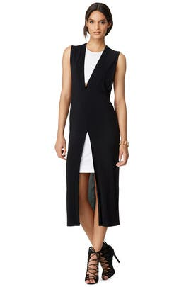 Striking State Dress by Helmut Lang
