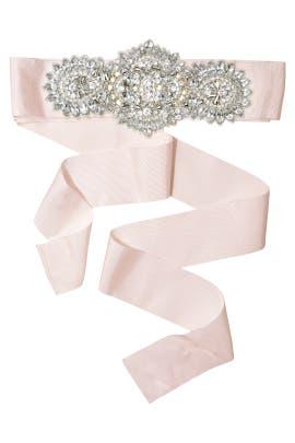 Badgley Mischka Jewelry - Always and Forever Belt