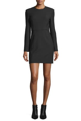 Black Rudi Dress by Elizabeth and James