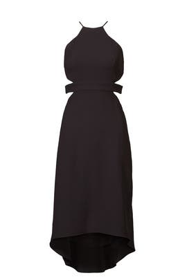 Halston Heritage - Crossed Dress