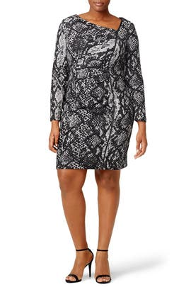 Kay Unger - Play In Python Dress