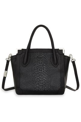 Snake Mini Shopper Bag by Foley + Corinna