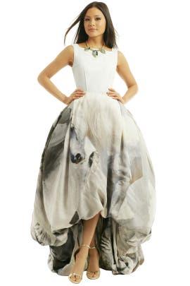 Giles - Pegasus Gown