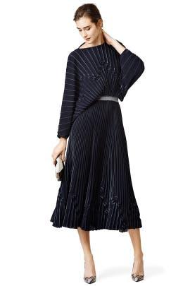 Vionnet - Block Metric Gown