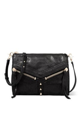 Botkier - Black Trigger Cross Body Bag