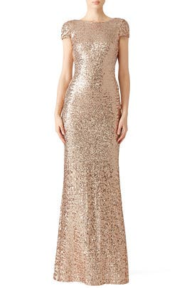 Badgley Mischka Award Winner Gown