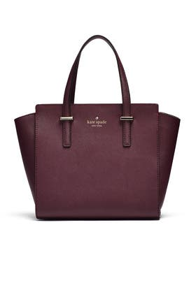 kate spade new york accessories - Mulled Wine Hayden Bag