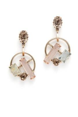 Belleville Earrings by Lulu Frost