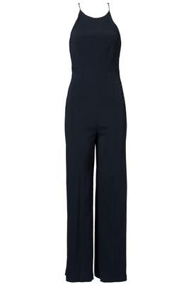 Harness Back Jumpsuit by Narciso Rodriguez