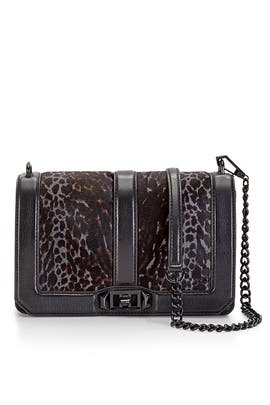 Leopard Love Crossbody by Rebecca Minkoff Handbags