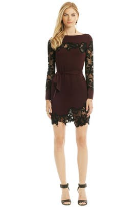 Diane von Furstenberg - Ernestina Lace Dress
