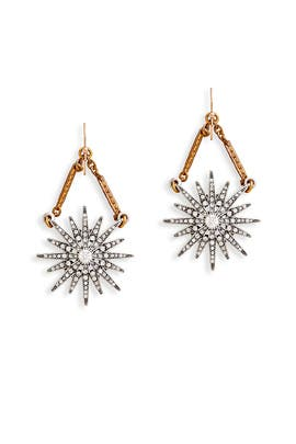 Radiant Earrings by Lulu Frost