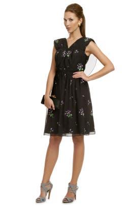 Anna Sui - Lilac Gardens Dress