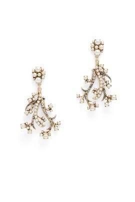 Satine Earrings by Lulu Frost