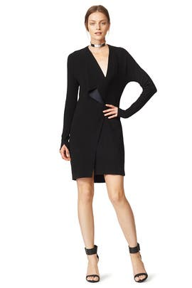 Narciso Rodriguez - Black Magic Dress