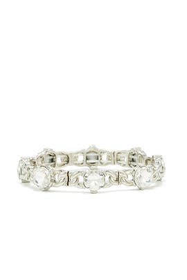 Crystal Link Bracelet by Slate & Willow Accessories