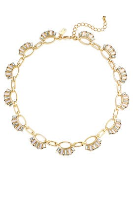 Clink of Ice Baguette Necklace by kate spade new york accessories