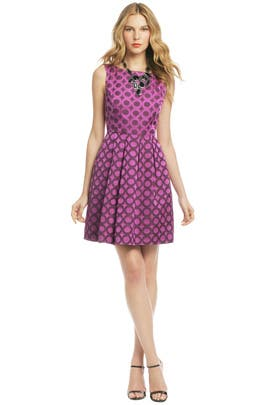 Trina Turk - Stacking Circles Dress