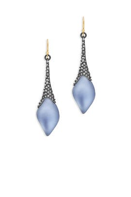 Lucite Light Earrings by Alexis Bittar