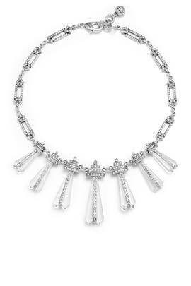Crystaline Necklace by Lulu Frost