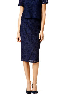 Marchesa Voyage - Tranquility Skirt
