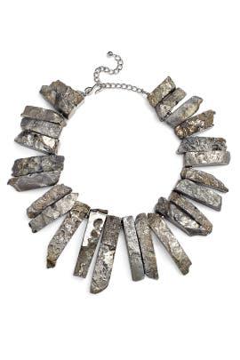 Denari Necklace by Kenneth Jay Lane