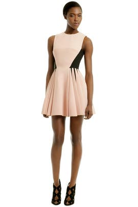David Koma - Blush Vanguard Dress