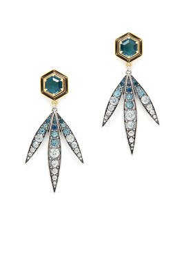 Nicandra Drop Earring by Lulu Frost