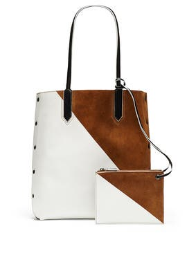 Scott North South Tote by Elizabeth and James Accessories