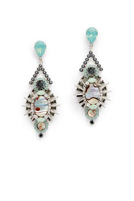 Courtland Earrings by Elizabeth Cole