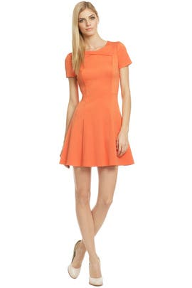 Goldfish Dress by Halston Heritage