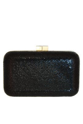 Black Classic Minaudiere by Whiting & Davis