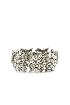 Crystal Blooms Bracelet by Ben-Amun
