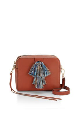 Leather Sofia Crossbody Bag by Rebecca Minkoff Accessories