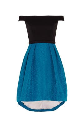 Colorblock Jennifer Dress by Slate & Willow