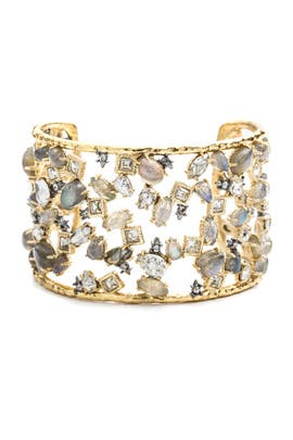 Elements Fall Cuff by Alexis Bittar